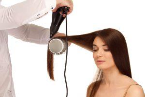 エルカラクトンがドライヤーの熱で髪を補修