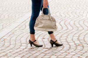 正しい姿勢と正しい歩き方
