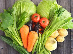 大麦若葉とゴーヤの栄養素をまるごと補給