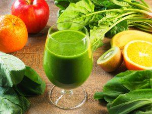 ぺこ(peco)が実践したフルーツ青汁ダイエットの方法